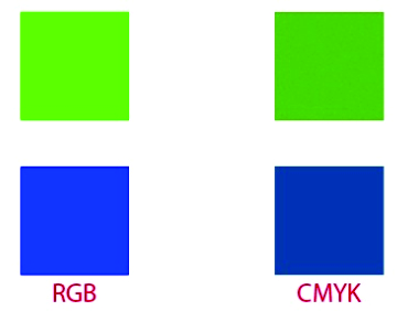 O Photoshop acha que estas cores são iguais