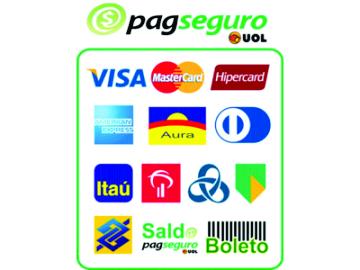 Formas de pagamento on-line é muito importante